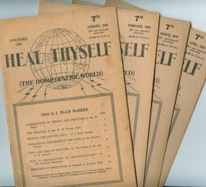 Heal Thyself Magazines