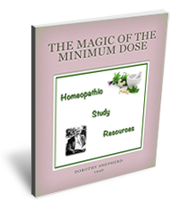 The Magic of the Minimum Dose