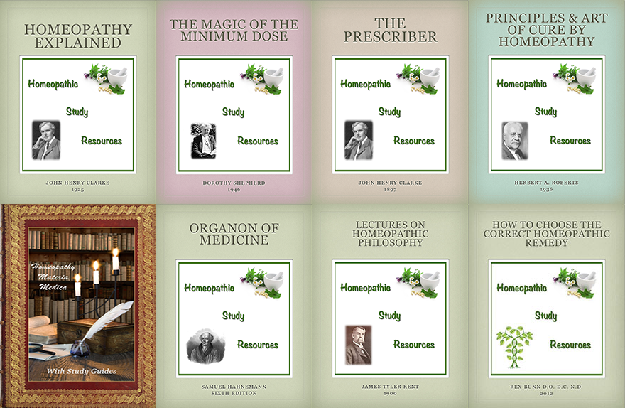 Homeopathy Digital Library